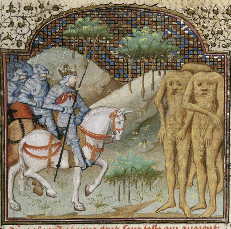 El unicornio, la espada y la encina